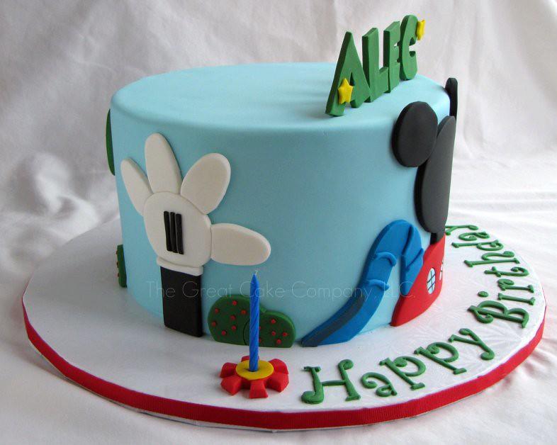 Toodles Cake Topper