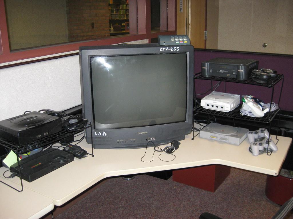 Sega Game Room