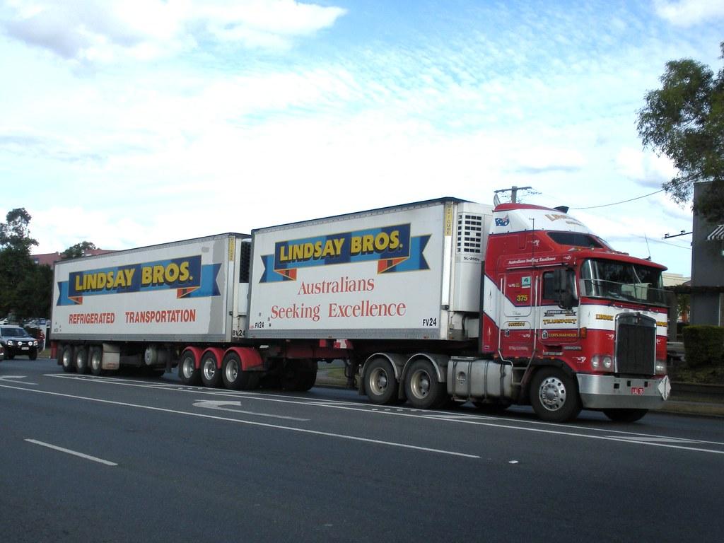 Lindsay Transport Incorporating Lindsay Brothers Flickr