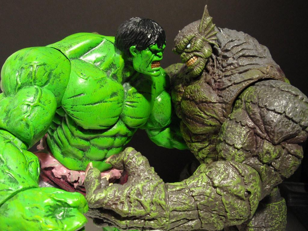 365 Toy Project Three 078 365 Hulk Vs Abomination Flickr
