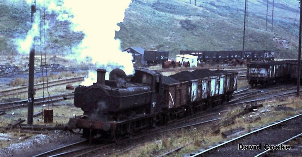 S0978 Ex Br 57xx Class 0 6 0pt 9792 Ncb Mardy Colliery