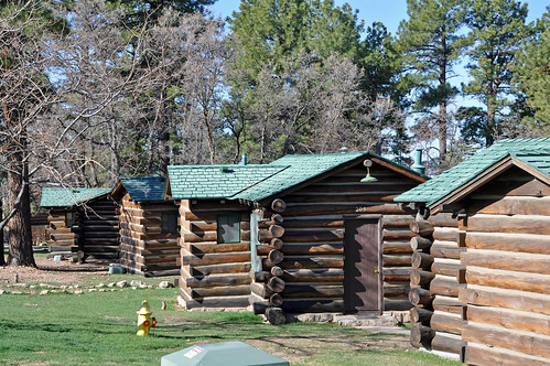 Grand Canyon Lodge North Rim Frontier Cabins 0403 Flickr