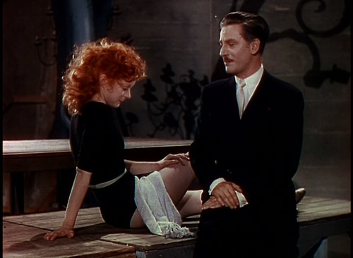 Lermontov and Vicky, 'The Red Shoes'