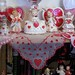 Vintage Valentine's Day Decorations~~Girls and Angels