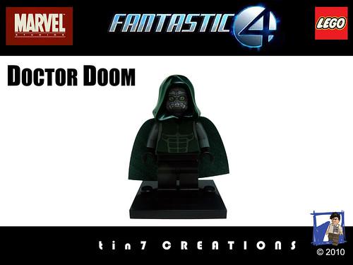 Fantastic Four >> 64 - Doctor Doom   Doctor Doom, played by Julian McMahon, fr…   Flickr