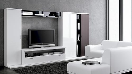 Muebles modernos de sal n comedor lun flickr photo - Muebles salon comedor modernos ...