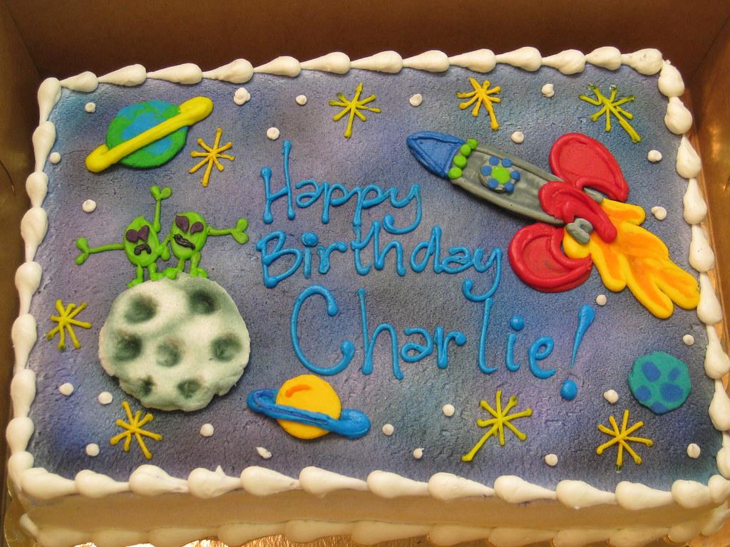 Space Cake Pan