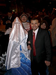 Wedding near Midan Tahrir