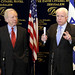 Senators McCain and Lieberman Hold a Press Conference