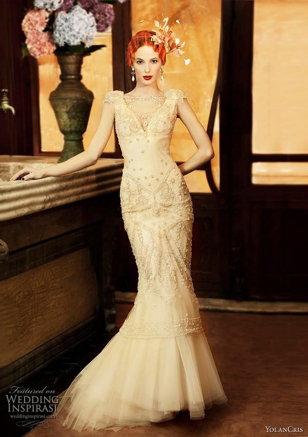Art Deco Wedding Dresses 2011 Billy Be Bu Flickr