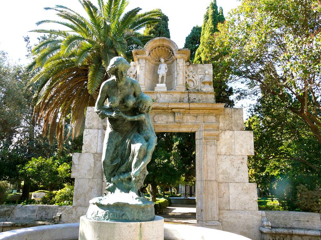 Jardines del real o jard n de los viveros de valencia flickr for Viveros de jardin