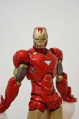[Revoltech] Sci-Fi #024 Iron Man Mark VI