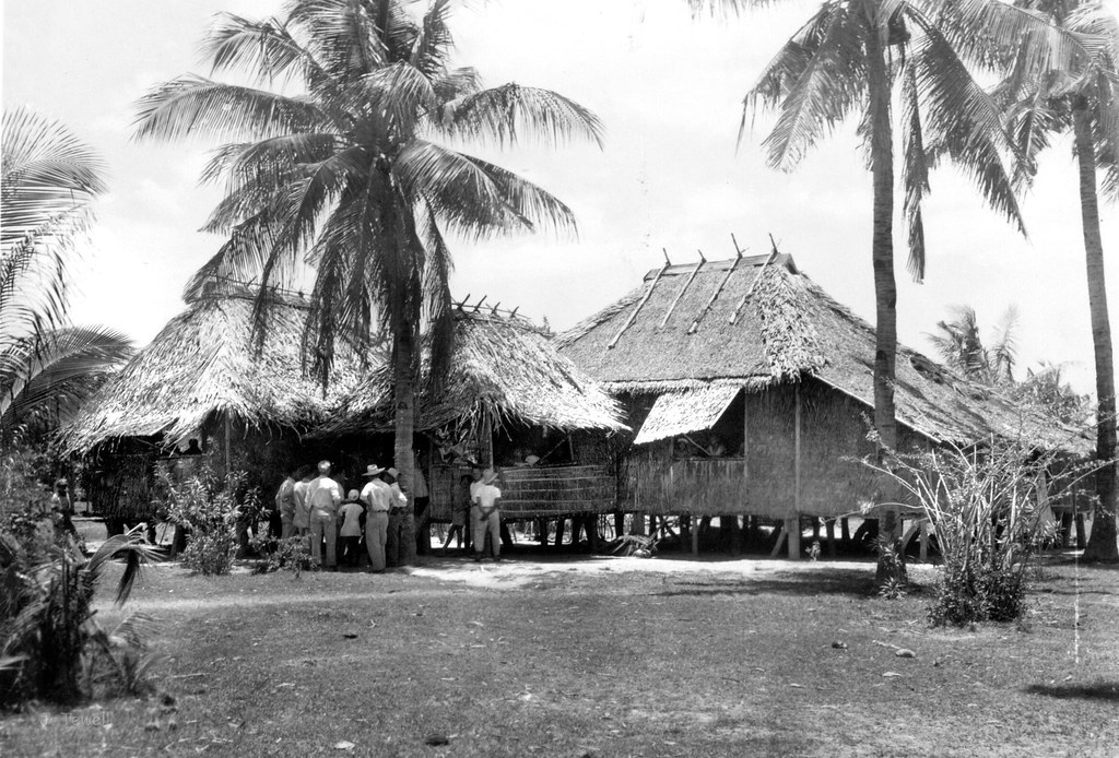 Filipino Home C1945 1950 Philippines John Tewell Flickr