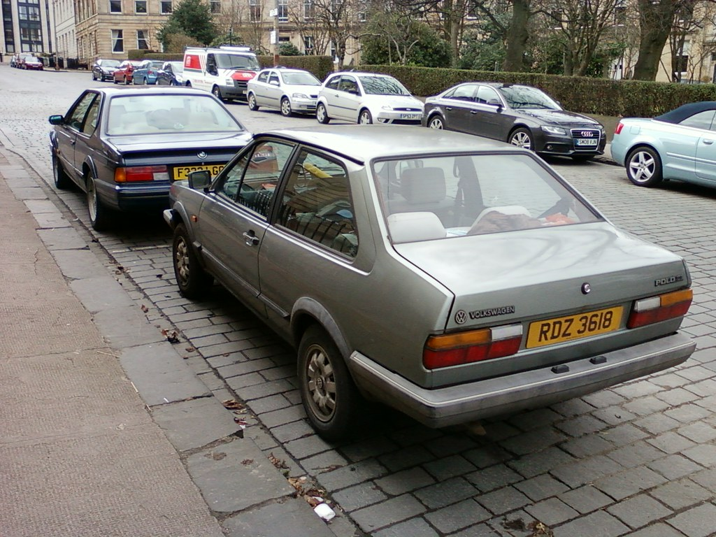 """Nissan Of Mobile >> VW Polo Mk2 """"Classic"""" Saloon 