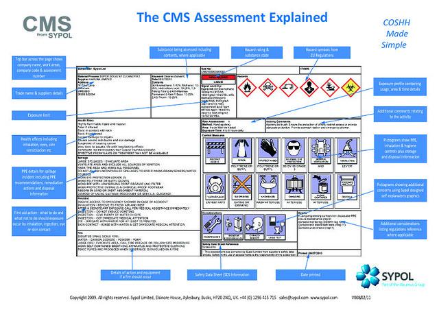 Coshh assessment form explained sypol coshh risk for Gardening risk assessment