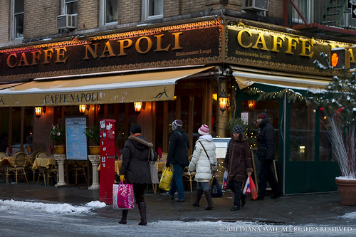 Cafe Napoli Nyc Little Italy