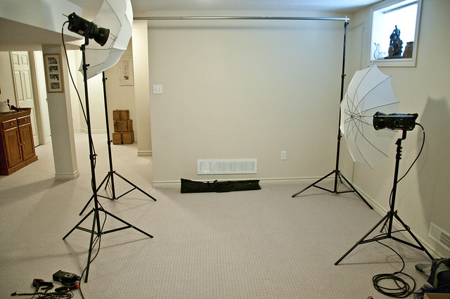 basement studio setup flickr photo sharing