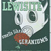Lewisite, smells like geraniums, National Museum of Health and Medicine