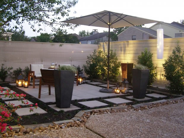 New inspiration beautiful patio and courtyard garden idea for Latest garden design ideas