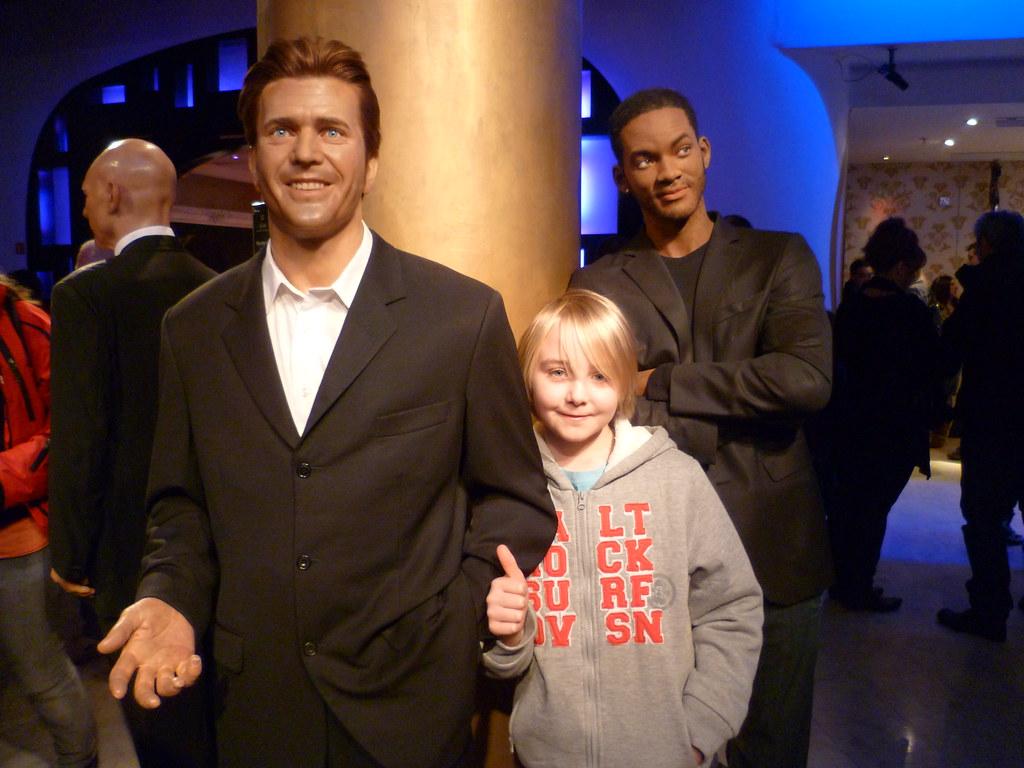 Photo of Mel Gibson & his  Son  Louis Gibson