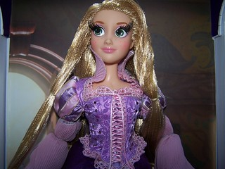 Limited Edition Tangled Rapunzel Doll | by Zoosie