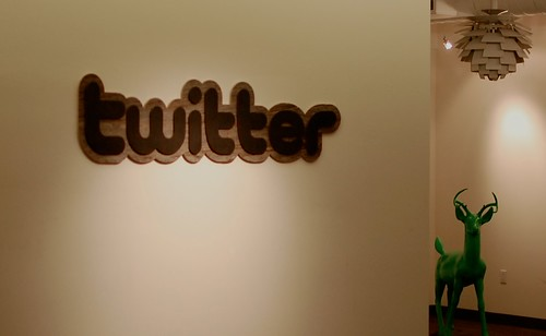 Twitter Offices | by Seedcamp Photos