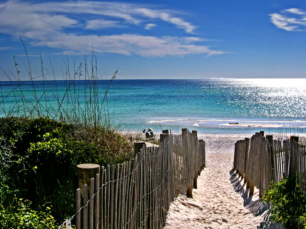 Seaside florida one of my favorite places to ride a bike for Seaside fl