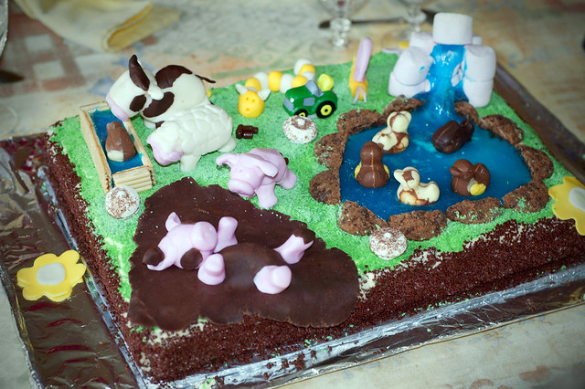 Petit Fleur Cake Recipes
