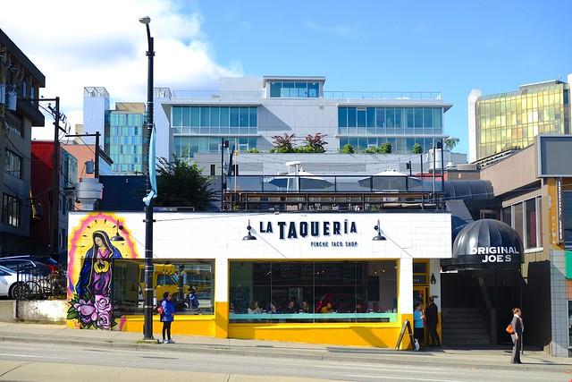 La Taqueria Pinche Taco Shop   Cambie Street, Vancouver Fairview Slopes