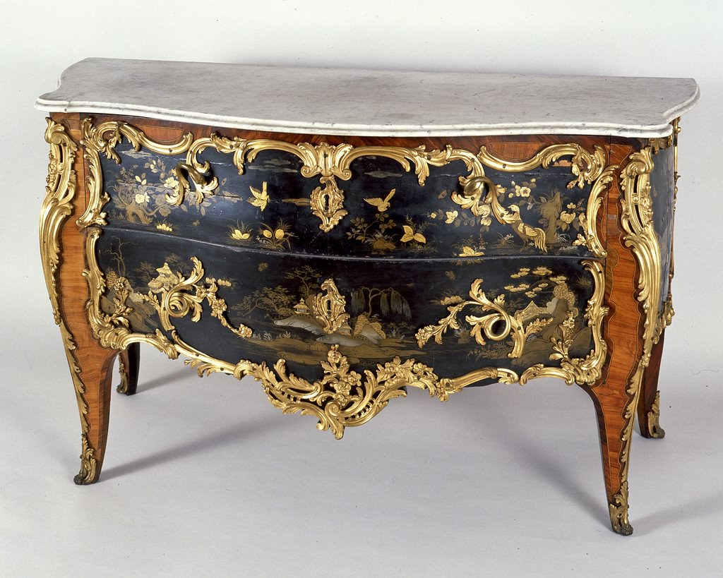 delorme commode 18th century french commode paris adrien flickr. Black Bedroom Furniture Sets. Home Design Ideas