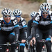 Christian Vande Velde, David Millar - Girona Team Camp
