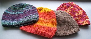 4 First Hats | by QueenieVonSugarpants