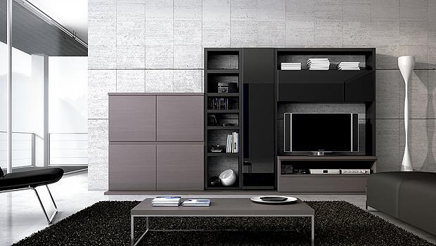 Muebles modernos de salón comedor LUN  Catalogo de muebles