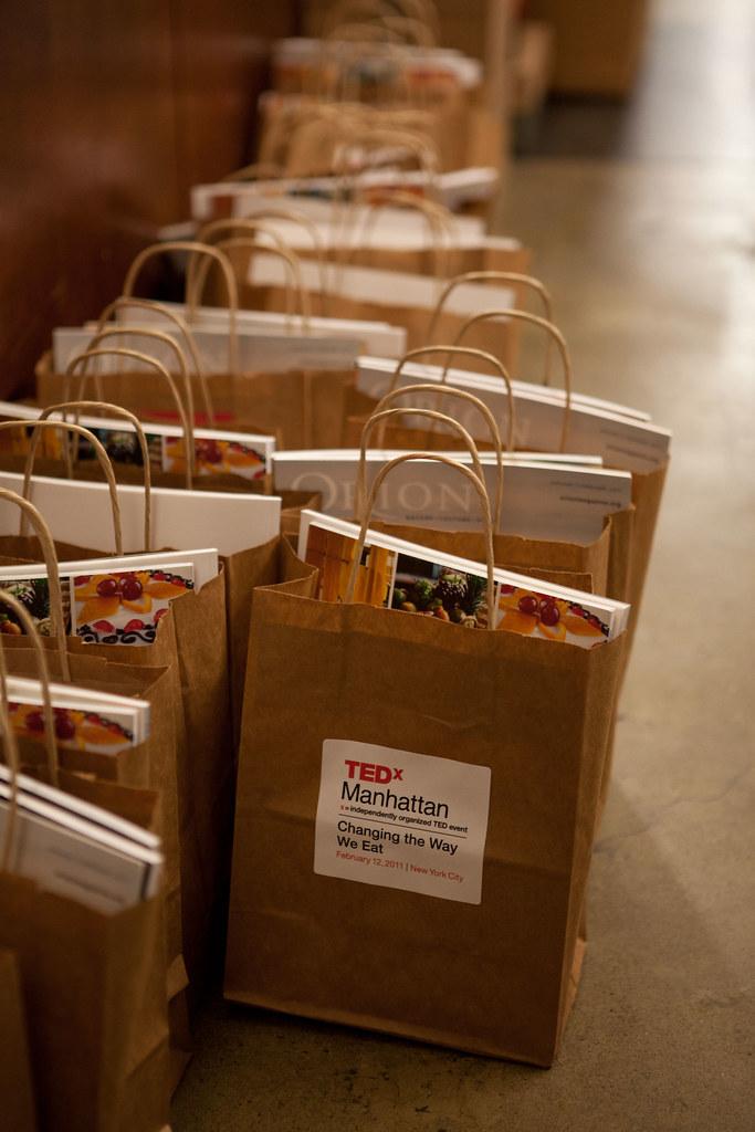 2011 Manhattan New York Trip: From The 2011 TEDx Manhattan Event