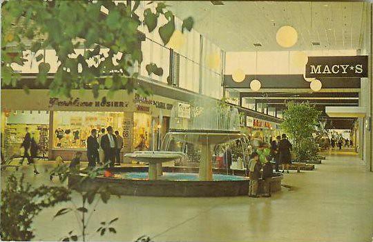 Walt Whitman Mall Huntington 1960s Gregchris66 Flickr