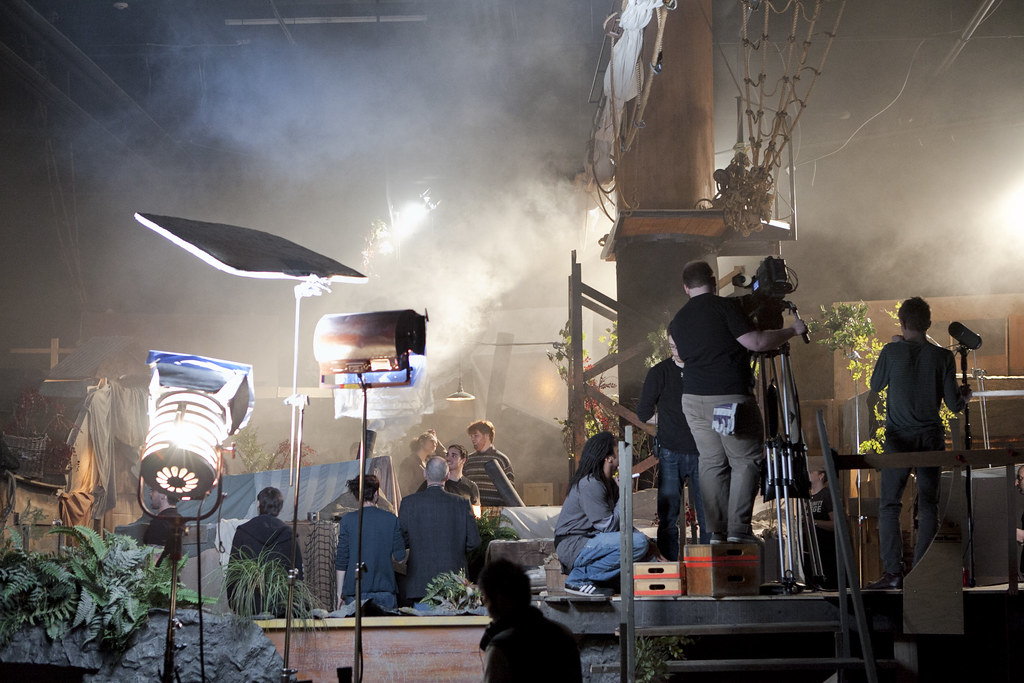 the effects of technology on film production