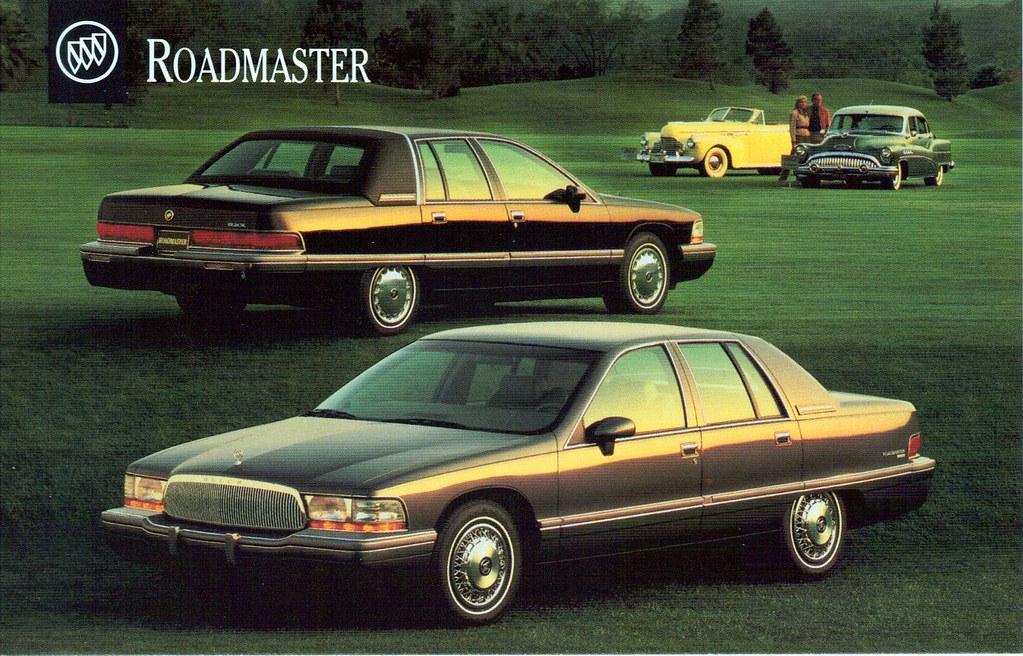 1993 Buick Roadmaster Sedan Coconv Flickr