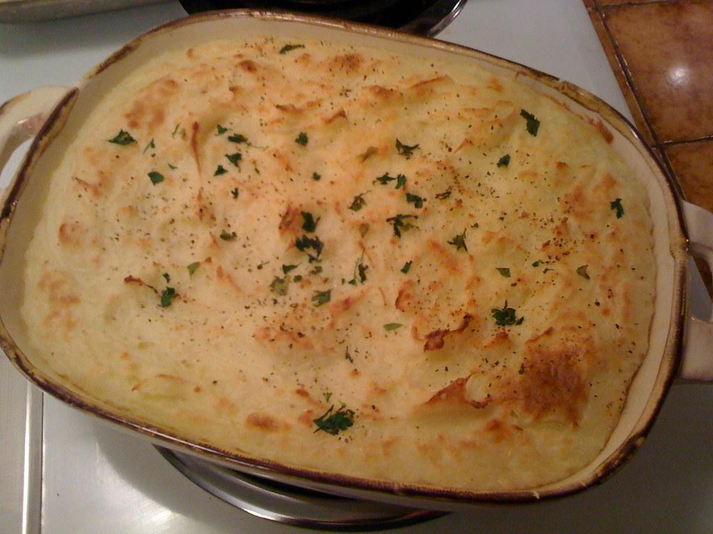 Mashed potato gratin | Chris Freeland | Flickr