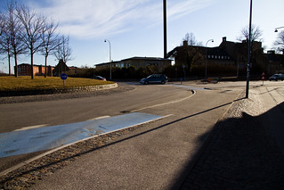Roskilde Two Lane Roundabout | by Mikael Colville-Andersen