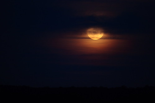 Super Moon. (Flickr Blog) | by Anthony Beyga