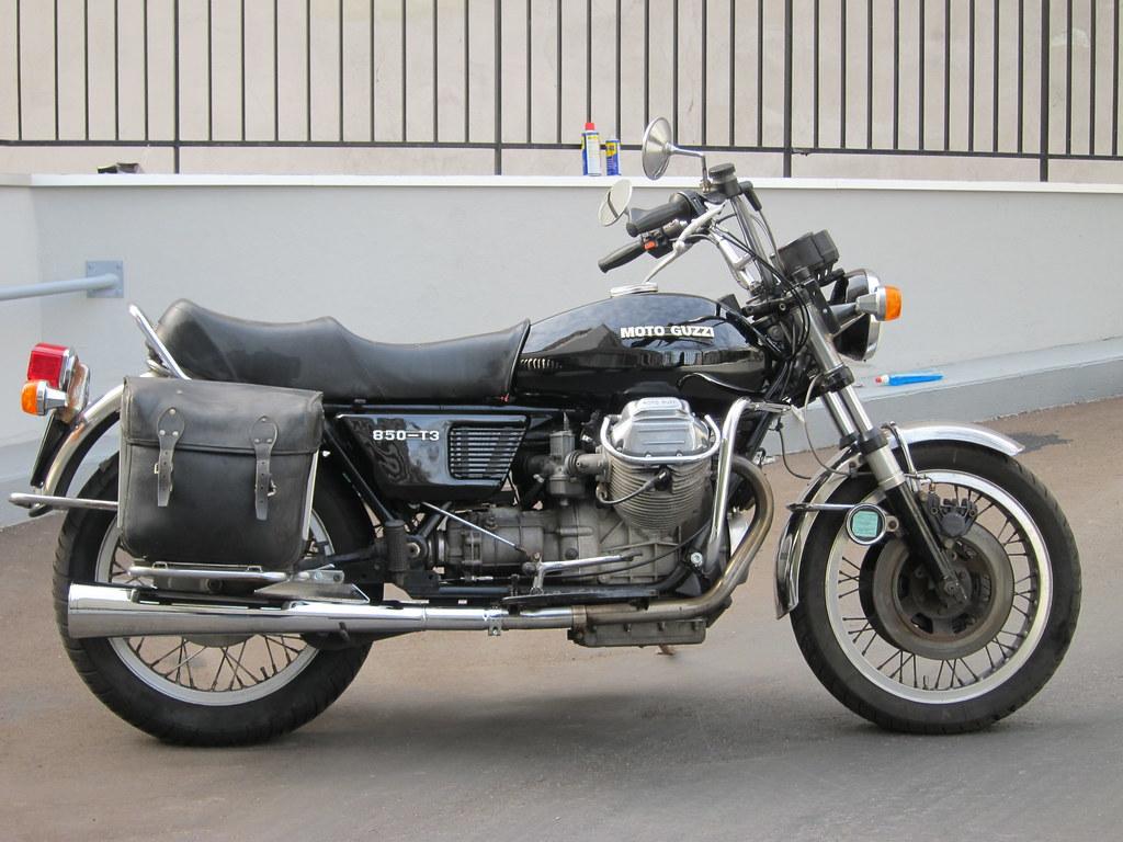 moto guzzi 850 t3 california 1979 moto guzzi 850 t3. Black Bedroom Furniture Sets. Home Design Ideas