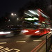 """Night Moves"" London Double Decker Bus"