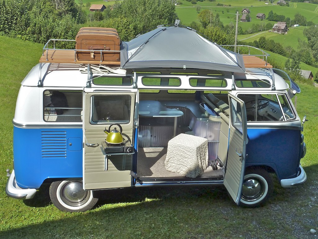 Vw T1 Samba Als Campervan Vw T1 Samba Als Campervan Mit