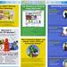 LEGO Store Calendar JUNE 2011 BACK Half Top.