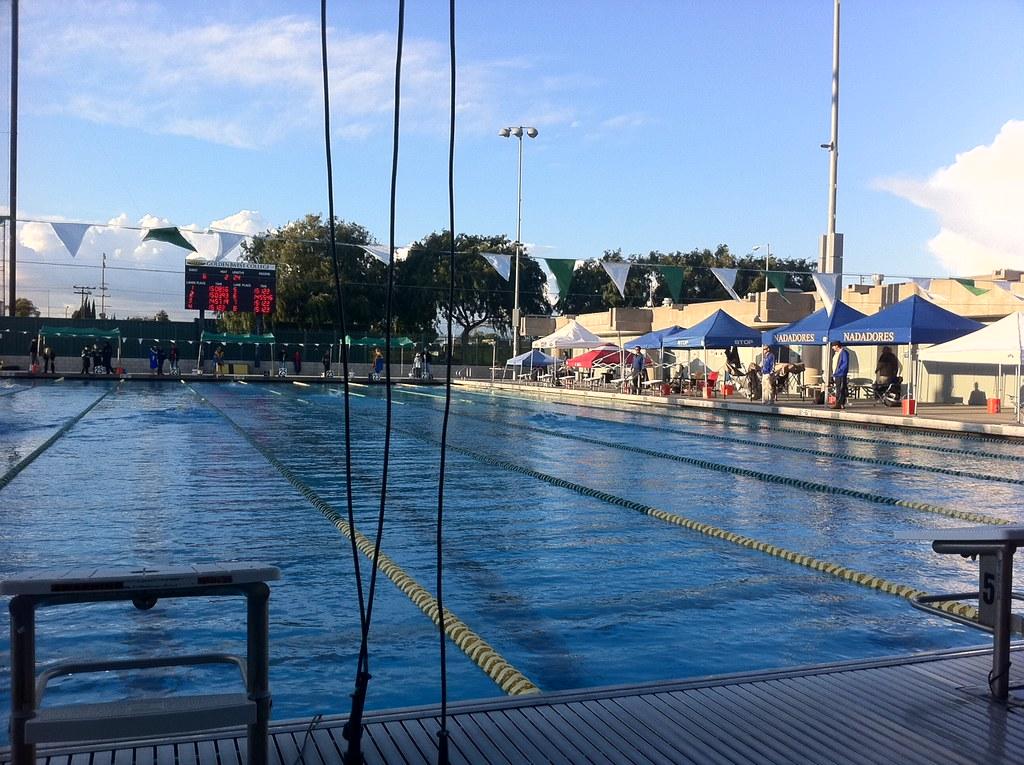 Swim Meet Golden West College In Huntington Beach Flickr