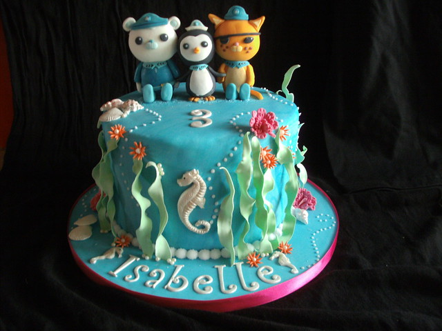 Octonauts cake Flickr - Photo Sharing!