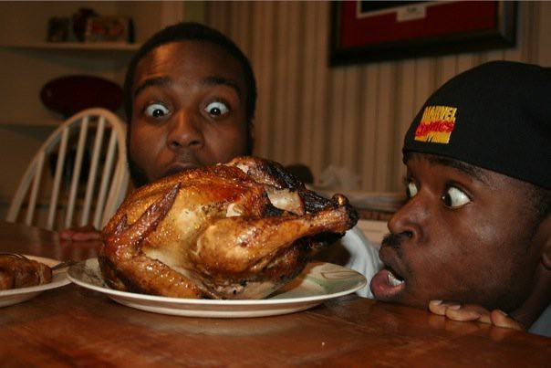 Funny Fried Chicken Pictures: Black-guys-chicken-stereotype