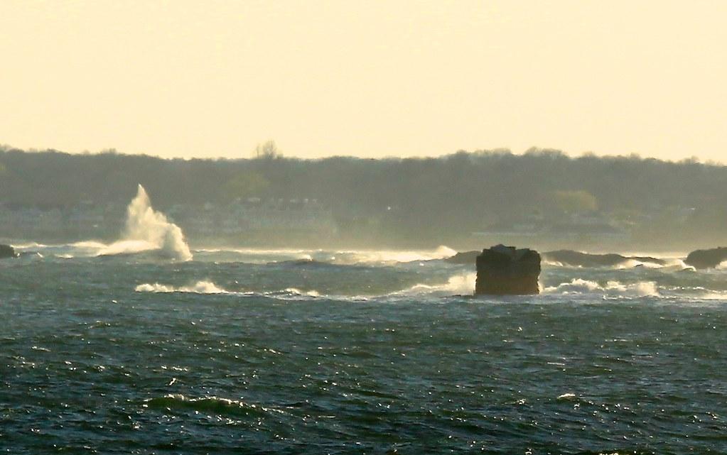 Narragansett Bay Rhode Island in Narragansett Bay Rhode