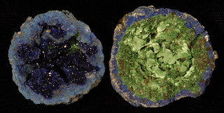 Azurite Nodules | by Wood's Stoneworks and Photo Factory