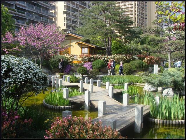 Jardin japonais monaco flickr photo sharing for Jardin japonais monaco